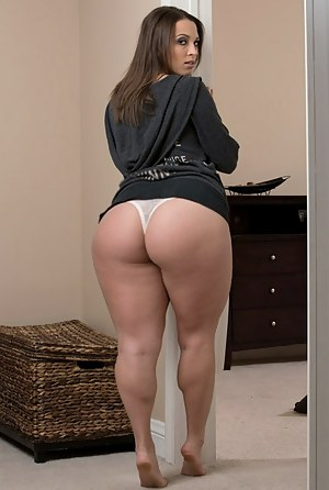 Big butts in porn